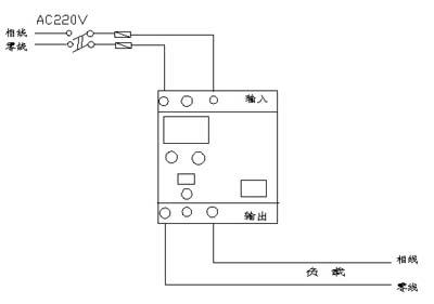 电动汽车配电箱接线图大全_电动汽车配电箱接线图