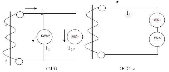 电流互感器的接线系数