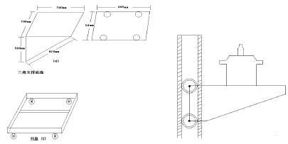 使用起重机械将构配件吊装到设计指定的位置,再用预留插筋孔压力注浆图片